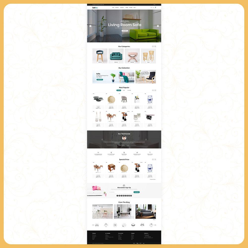 theme - Home & Garden - Bois Safco - Furniture Mega Mall - 2