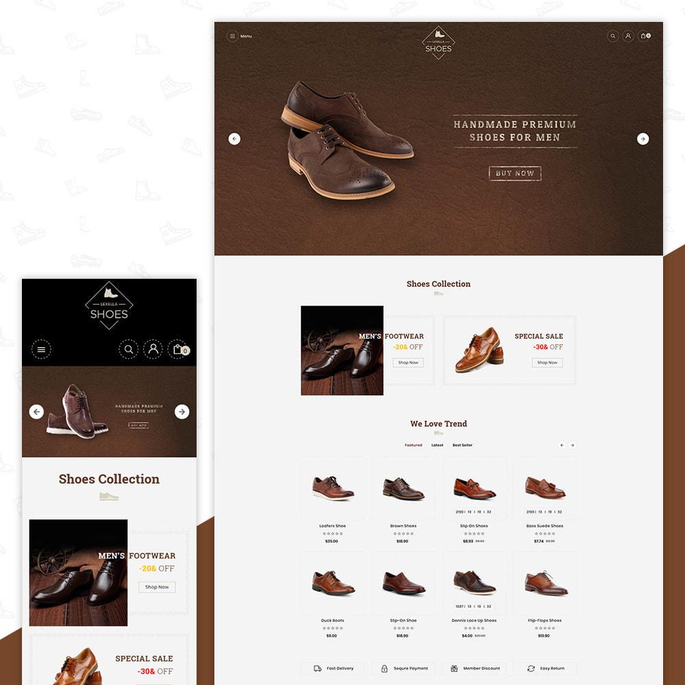 theme - Moda & Calçados - Shoes Brand – Lexella Mega Store - 1