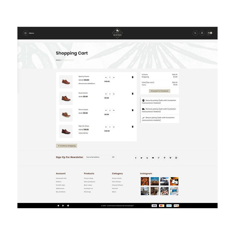 theme - Moda & Calçados - Shoes Brand – Lexella Mega Store - 5
