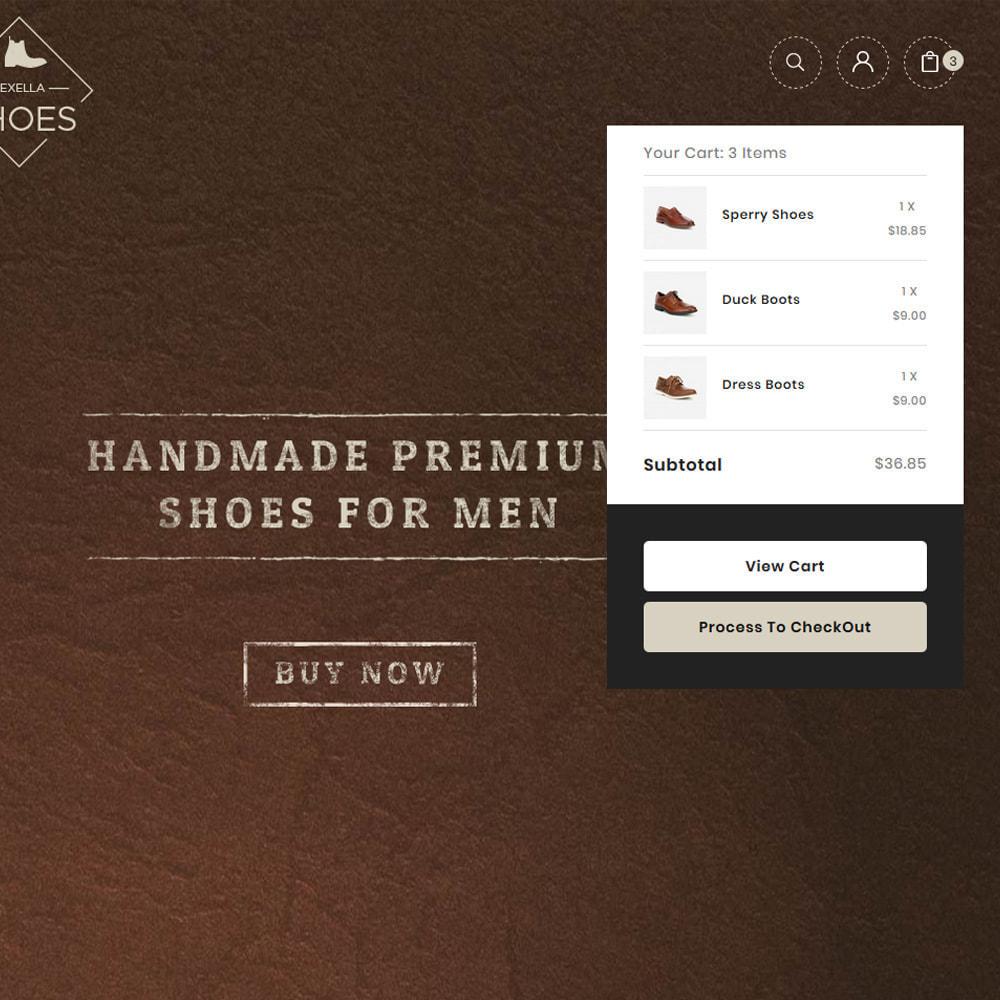 theme - Moda & Calçados - Shoes Brand – Lexella Mega Store - 7