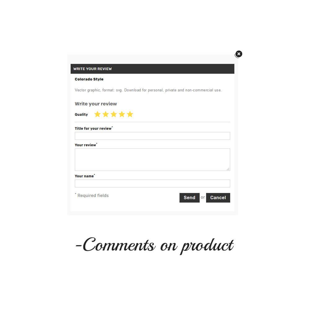 theme - Moda & Calçados - Shoes Brand – Lexella Mega Store - 9