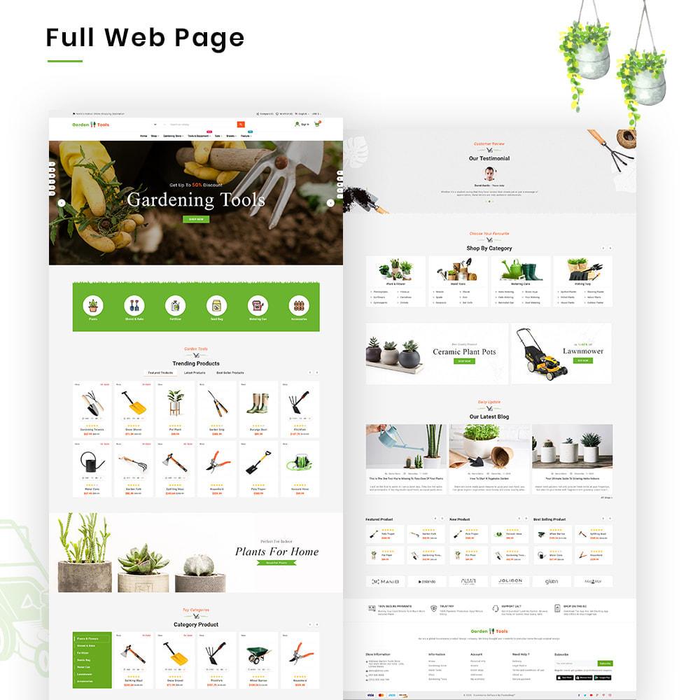 theme - Maison & Jardin - Gardening Mega Garden–Tools Blooming–Plants Store - 2