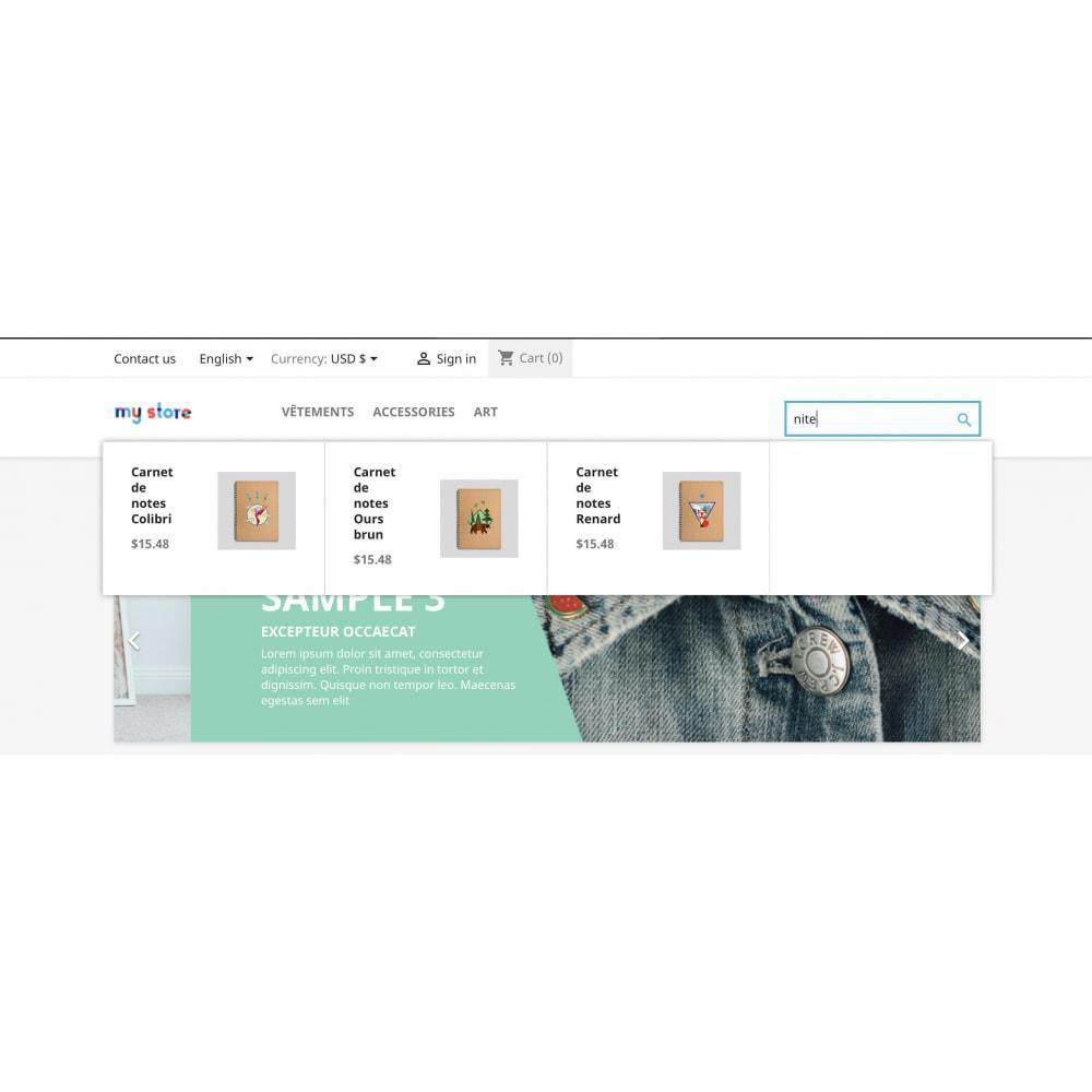 module - Поиск и фильтры - Classic Search Plus - 4