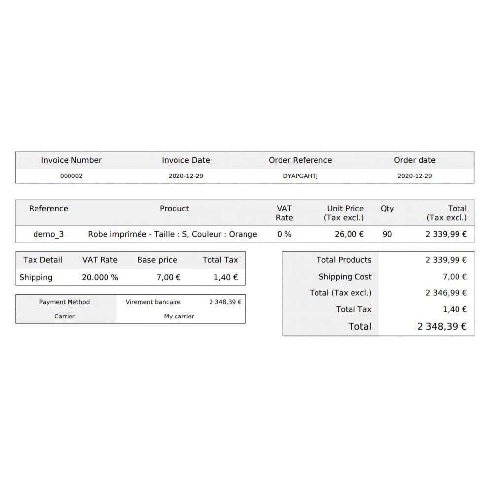 module - Preisverwaltung - Brexit VAT change - 3