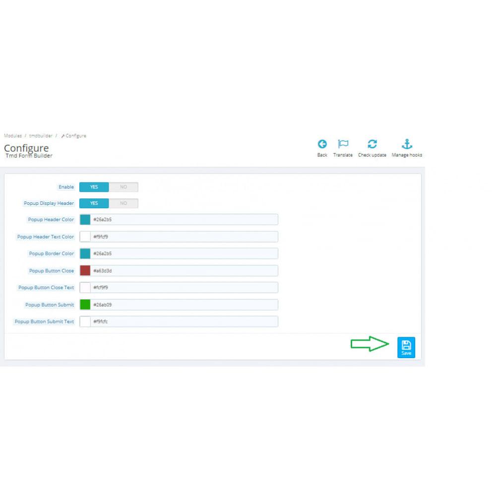 module - Contact Forms & Surveys - Form Builder Pro - 10