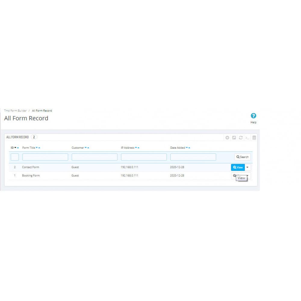module - Contact Forms & Surveys - Form Builder Pro - 18