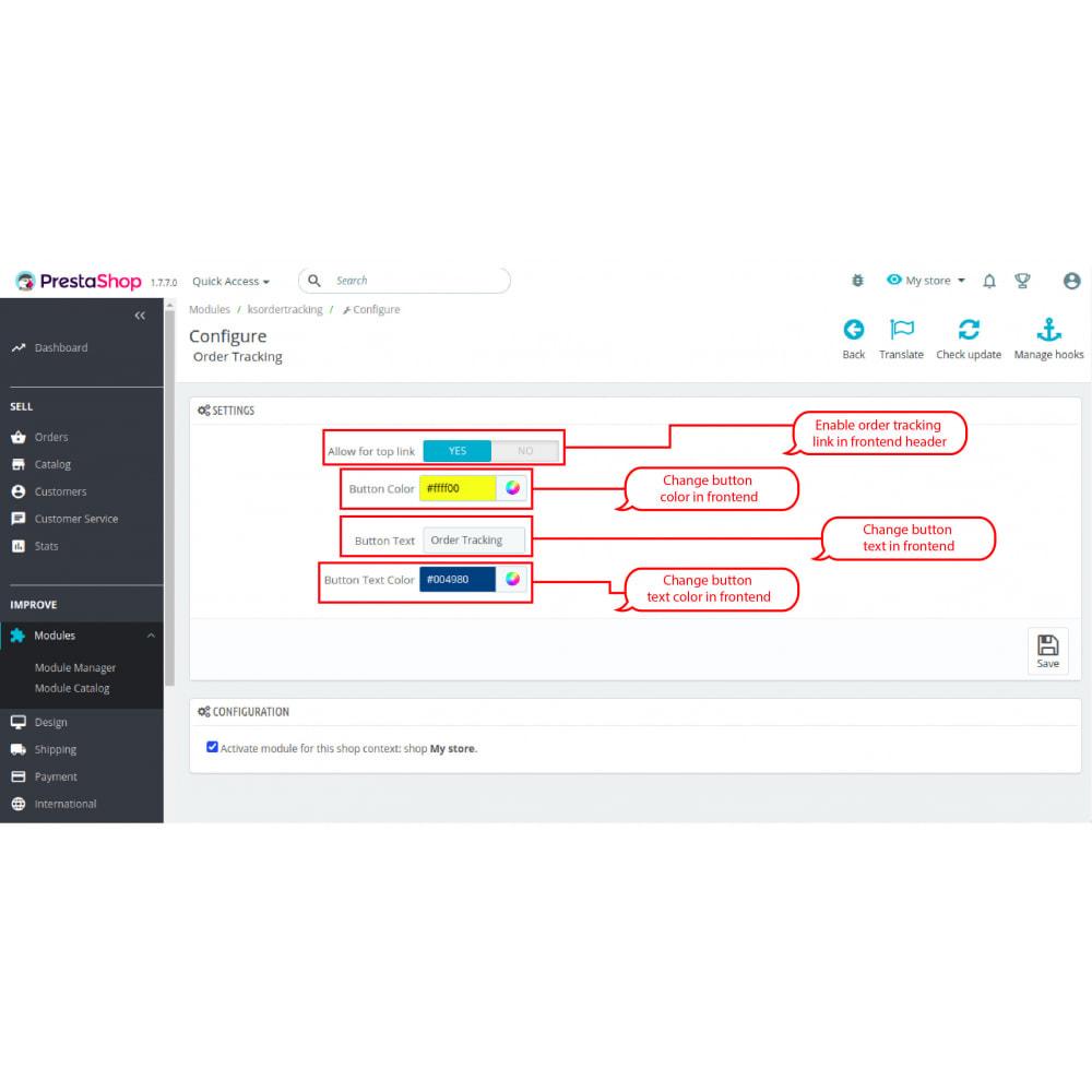module - Order Management - Order Tracking - 4
