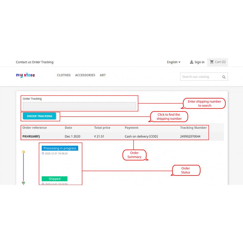 module - Order Management - Order Tracking - 6