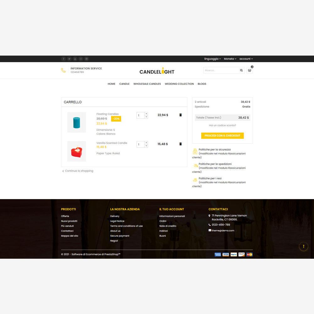 theme - Regali, Fiori & Feste - Candela - Responsive Store - 6