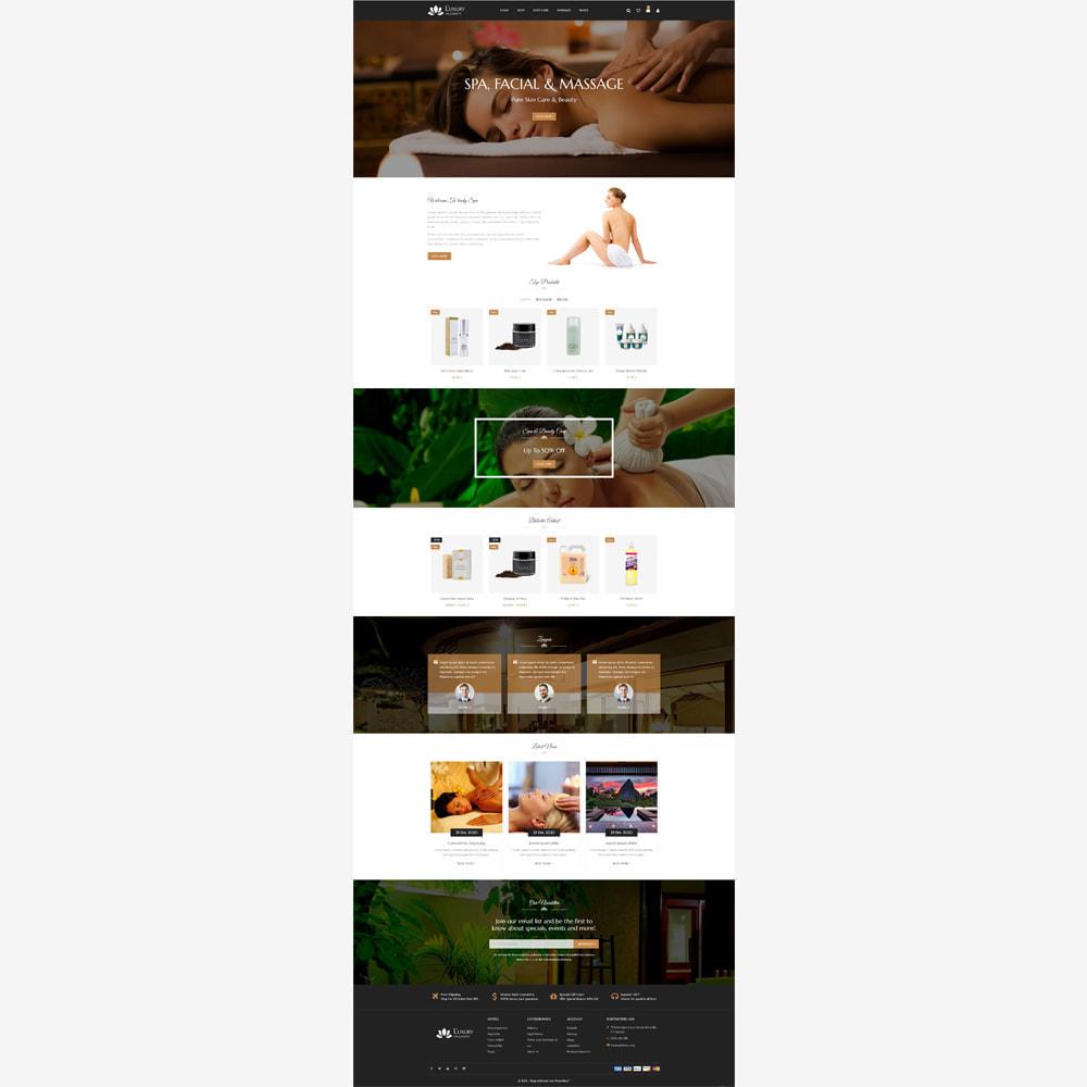 theme - Gesundheit & Schönheit - Spa - Responsive Store - 2