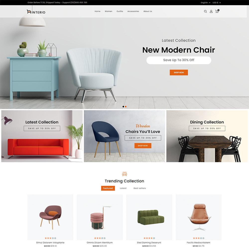 theme - Casa & Jardins - Interio Furniture Store - 2