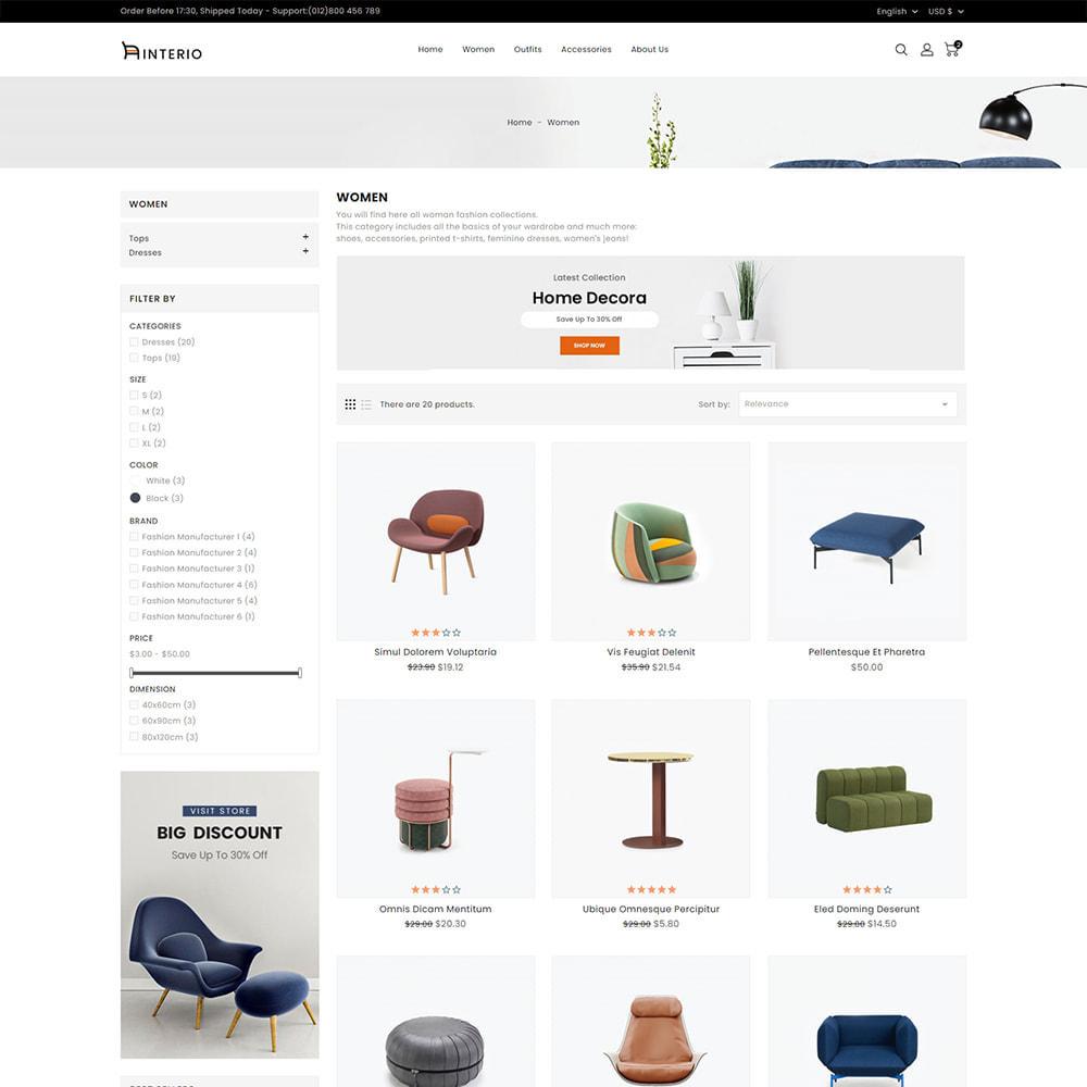 theme - Casa & Jardins - Interio Furniture Store - 4