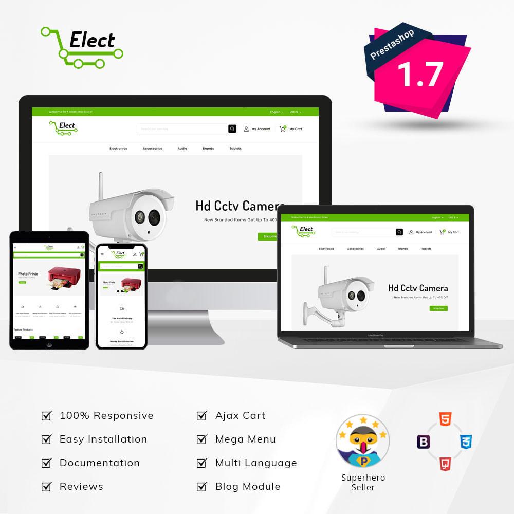theme - Eletrônicos & High Tech - Elect - Digital Store - 2