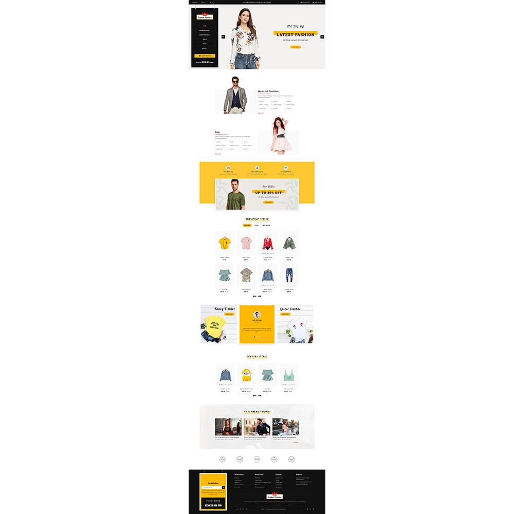 theme - Moda & Calçados - Sophin–Fashion Premium Store - 2