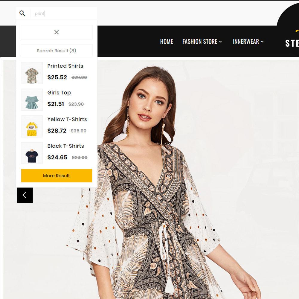 theme - Мода и обувь - Sterling–Fashion Big Store - 8
