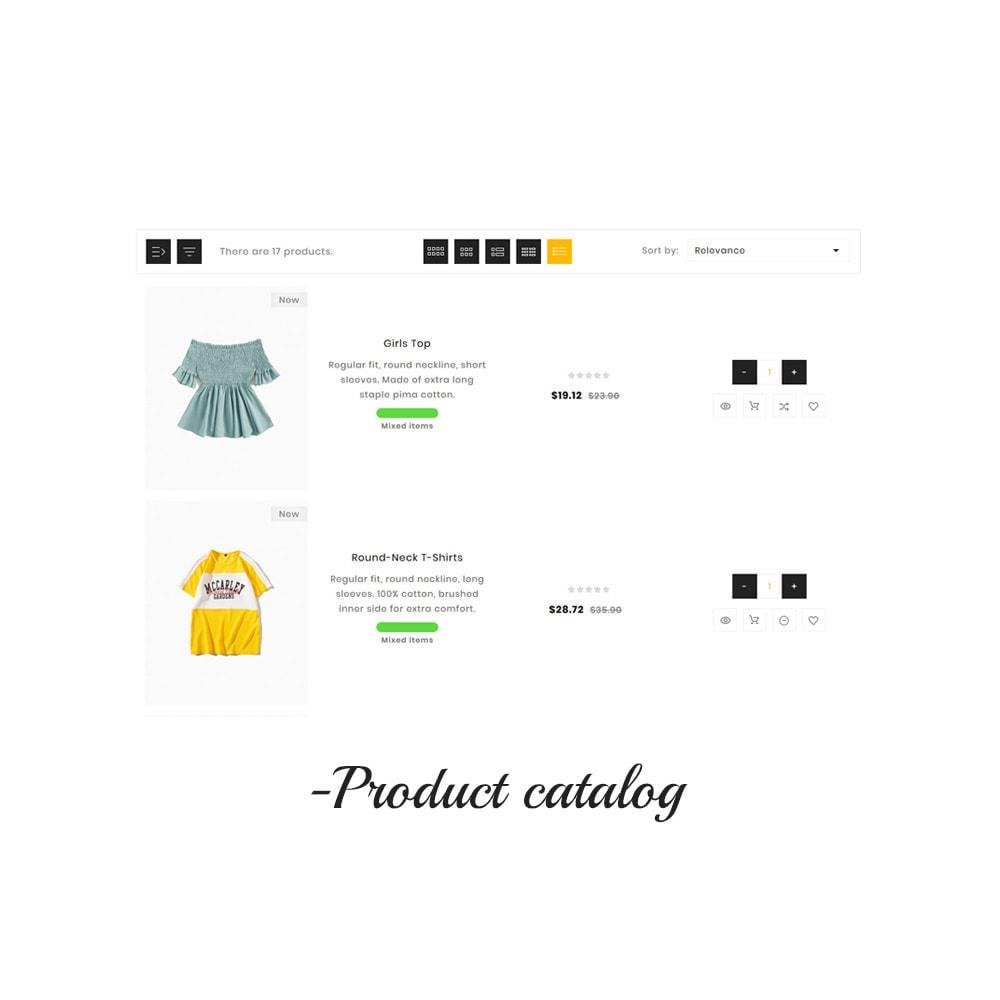 theme - Мода и обувь - Sterling–Fashion Big Store - 11
