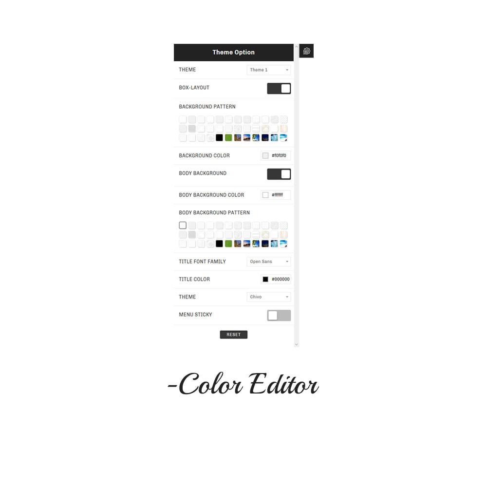 theme - Мода и обувь - Sterling–Fashion Big Store - 12