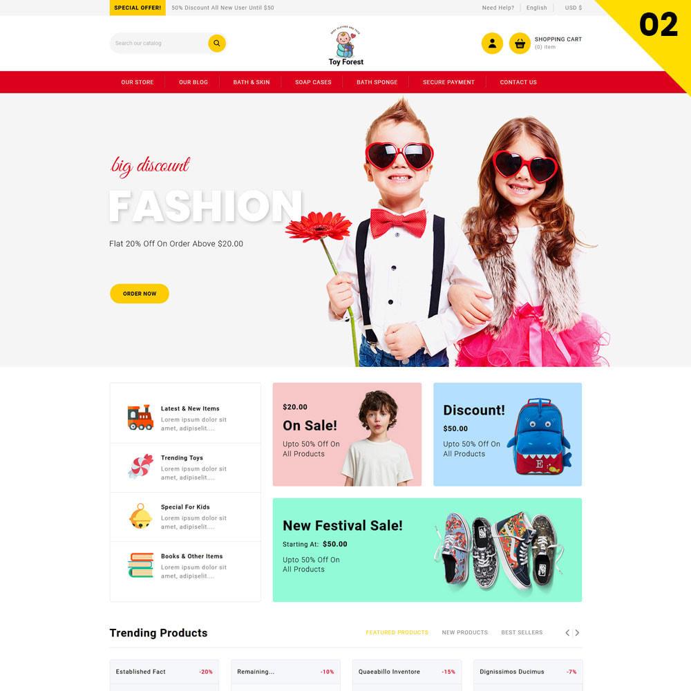 theme - Enfants & Jouets - ToyForest - Le magasin Mega Kids - 5