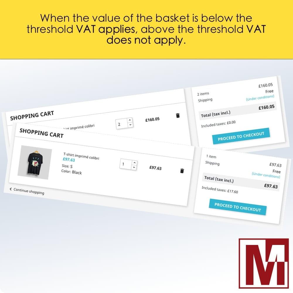module - Gestión de Precios - VAT Management United Kingdom Brexit - 3