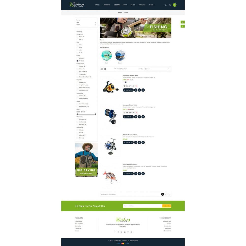theme - Sport, Aktivitäten & Reise - Fishing Equipment - 4