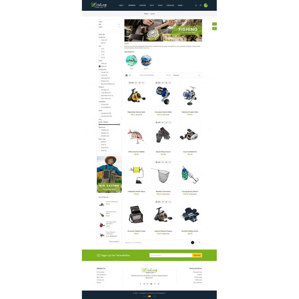 theme - Спорт и Путешествия - Fishing Equipment - 3