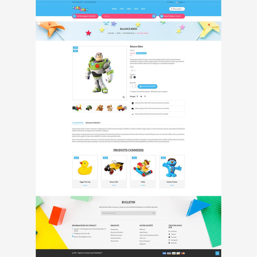 theme - Enfants & Jouets - Magasin pour enfants - 3
