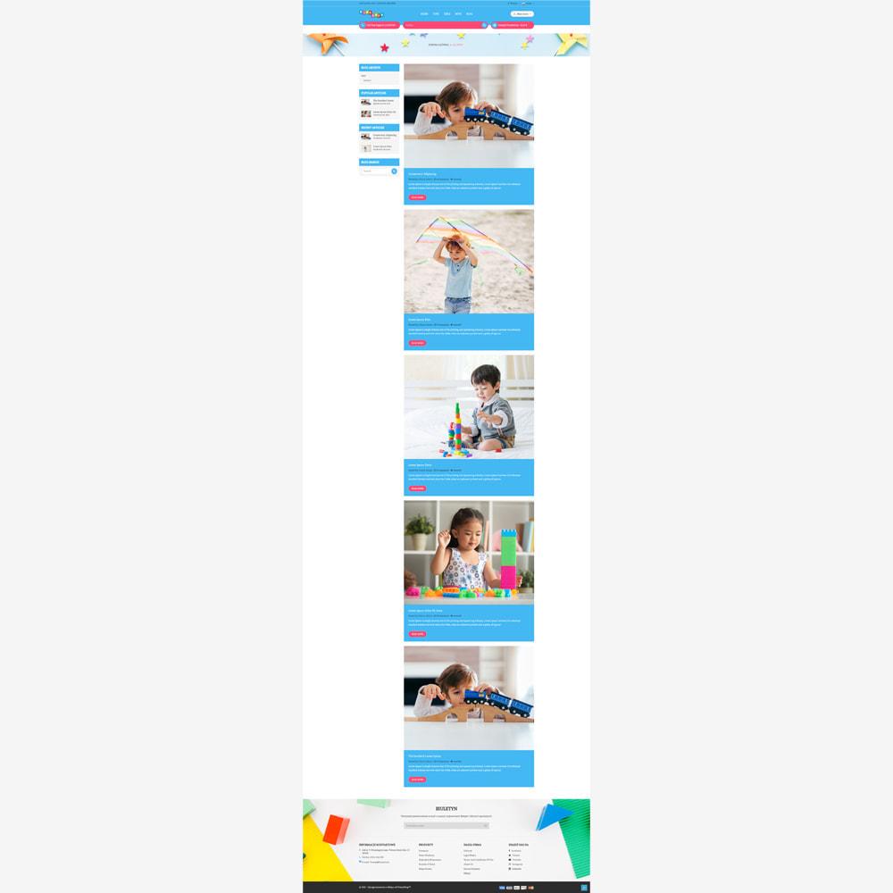 theme - Zabawki & Artykuły dziecięce - Sklep dla dzieci - 4