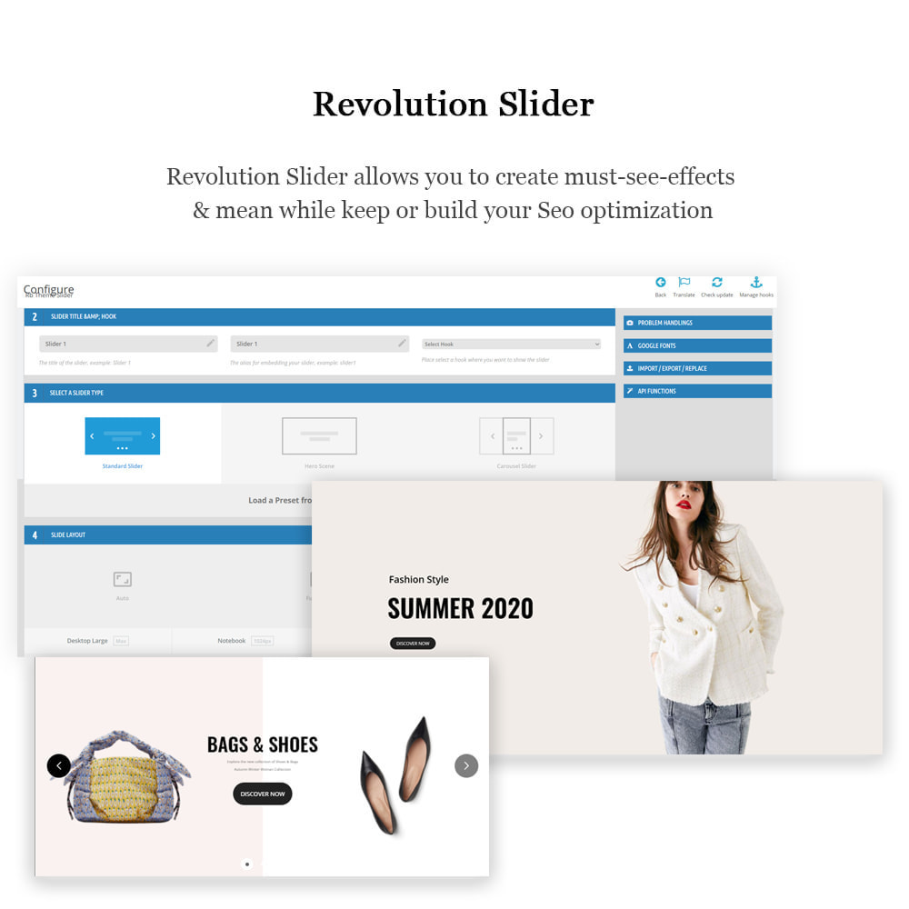 theme - Moda y Calzado - Roxie Minimal Fashion Store - Elementor eCommerce - 5
