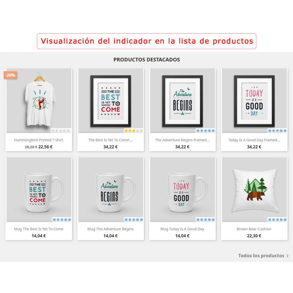 module - Gestión de Stock y de Proveedores - Indicador de disponibilidad de producto - 4