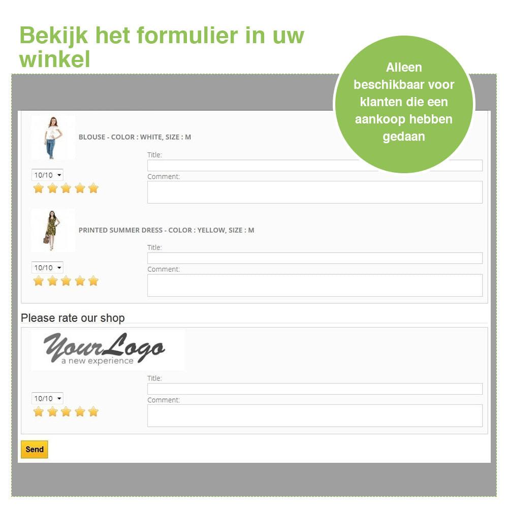 module - Klantbeoordelingen - Shop Recensies + Productbeoordelingen + Rich Snippets - 27