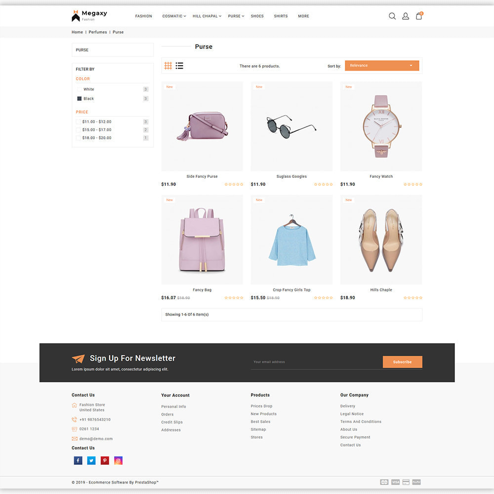 theme - Moda & Calzature - Megaxy - The Best Fashion Super Store - 3