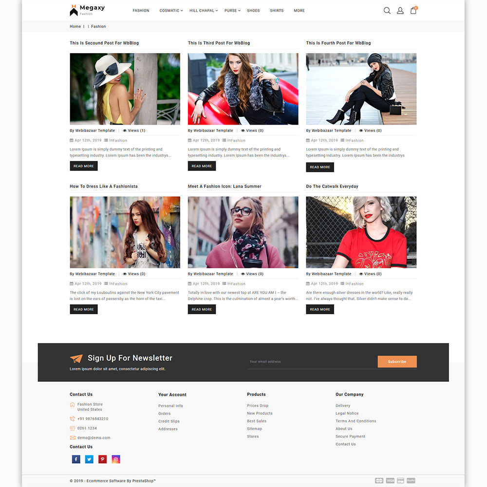 theme - Moda & Calzature - Megaxy - The Best Fashion Super Store - 6