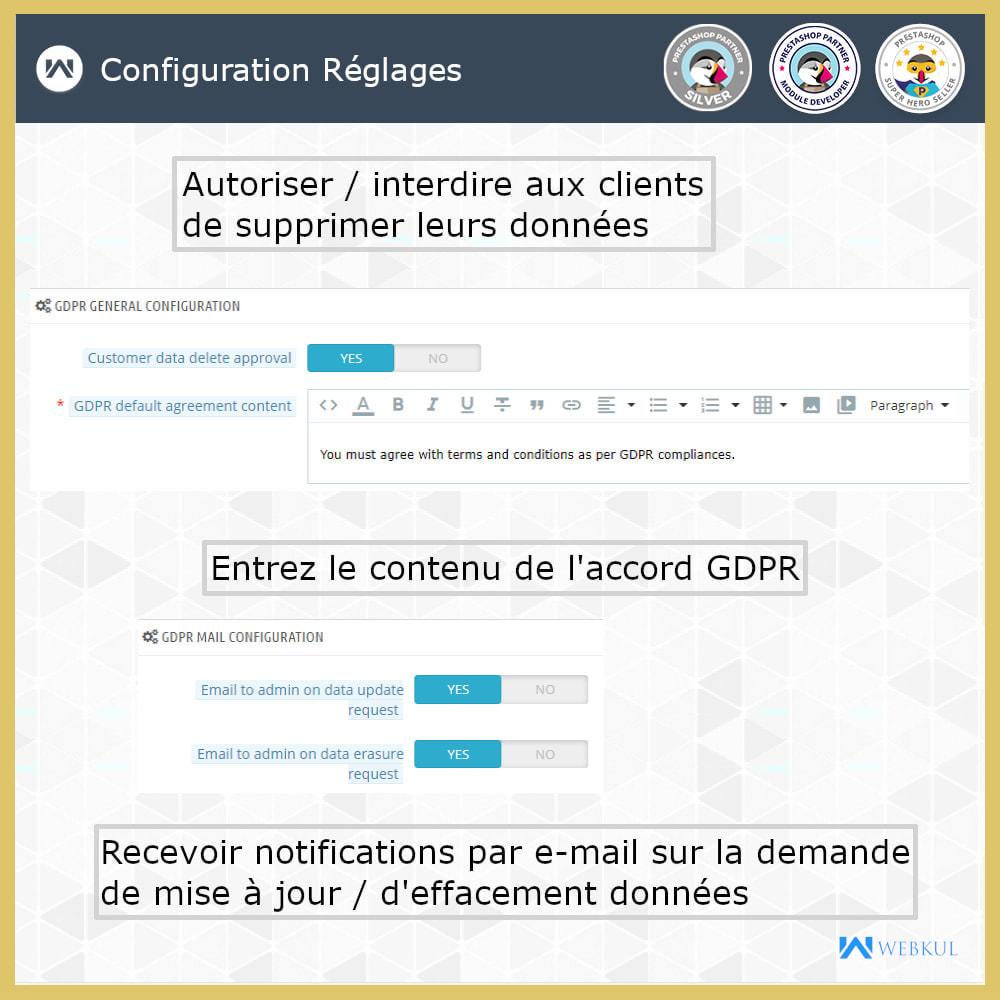 module - Législation - Conformité GDPR - 11