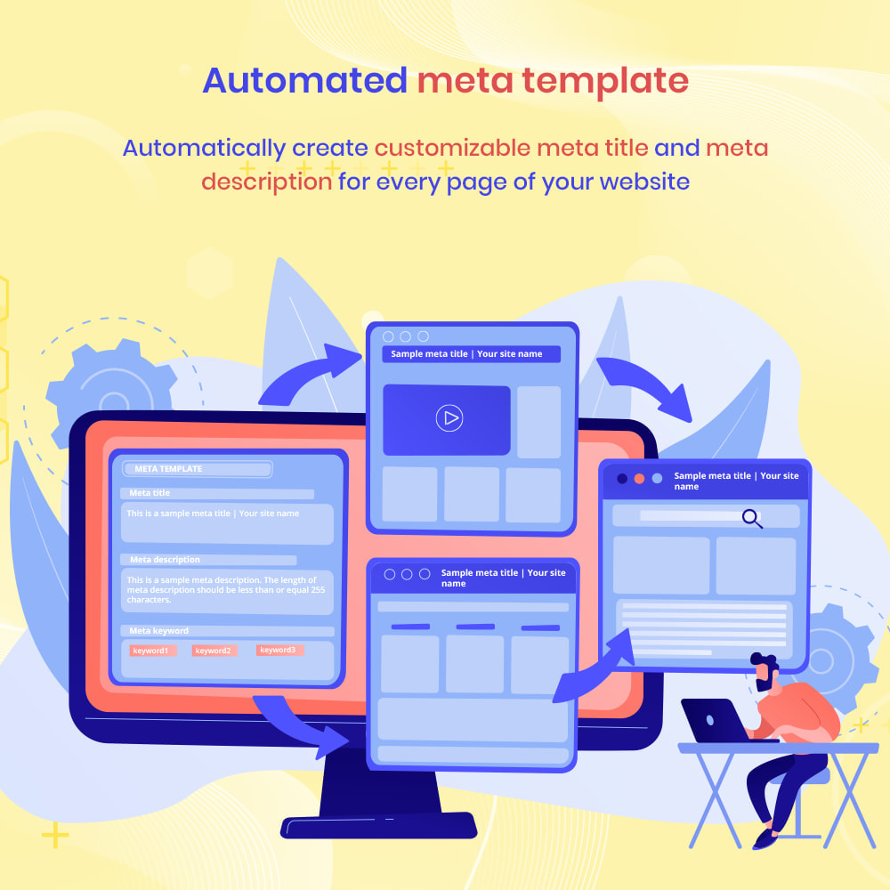 module - SEO (Referenciamento natural) - SEO Audit - Best SEO practices 2020 - Incredibly good - 6