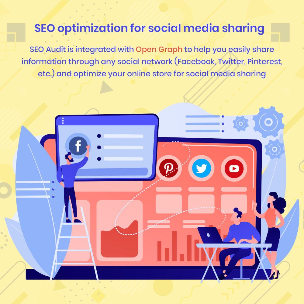 module - SEO (Referenciamento natural) - SEO Audit - Best SEO practices 2020 - Incredibly good - 7