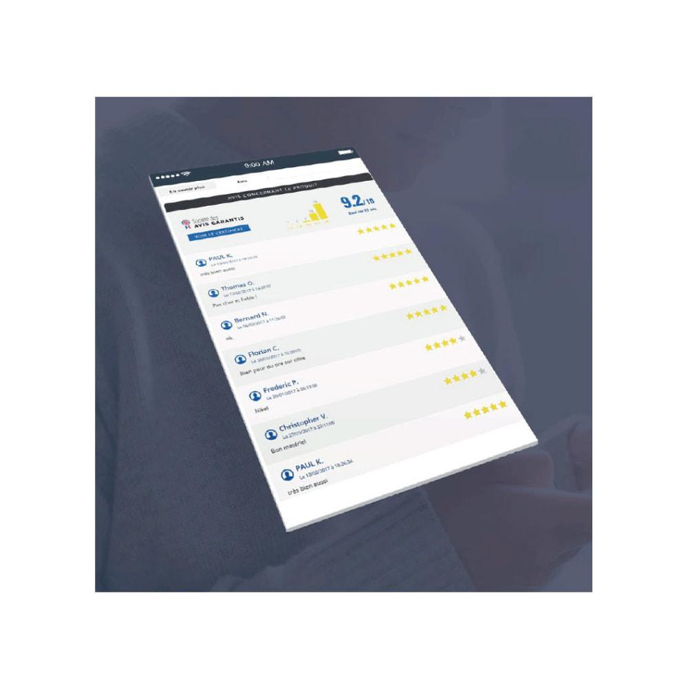module - Comentarios de clientes - Opiniones clientes - Sociedad de Opiniones Contrastadas - 4