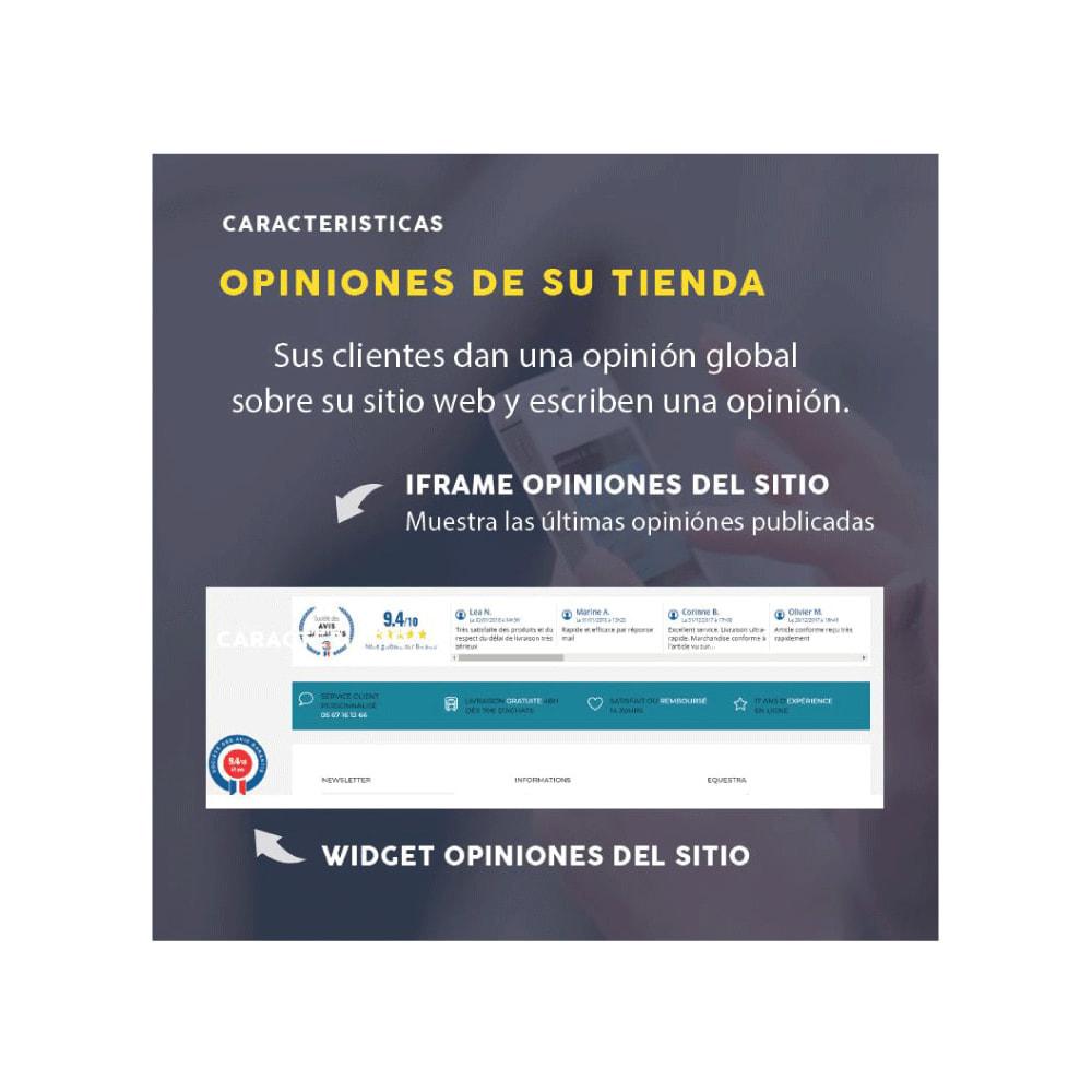 module - Comentarios de clientes - Opiniones clientes - Sociedad de Opiniones Contrastadas - 6