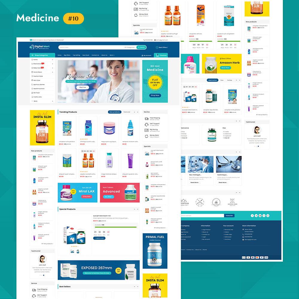 theme - Elektronika & High Tech - Digital Mart - Multi-purpose Mega Store - 11