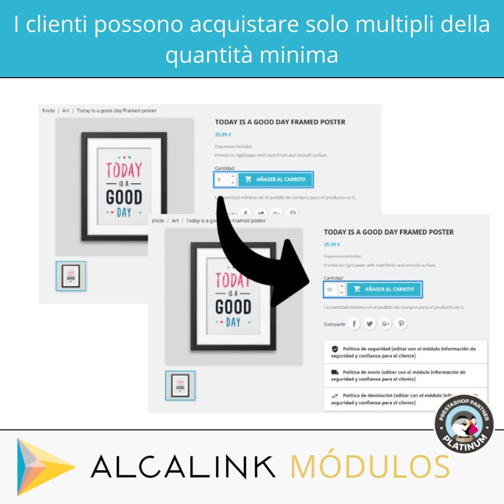 module - Cross-selling & Product Bundle - Vendi prodotti o combinazioni in confezioni multiple - 3
