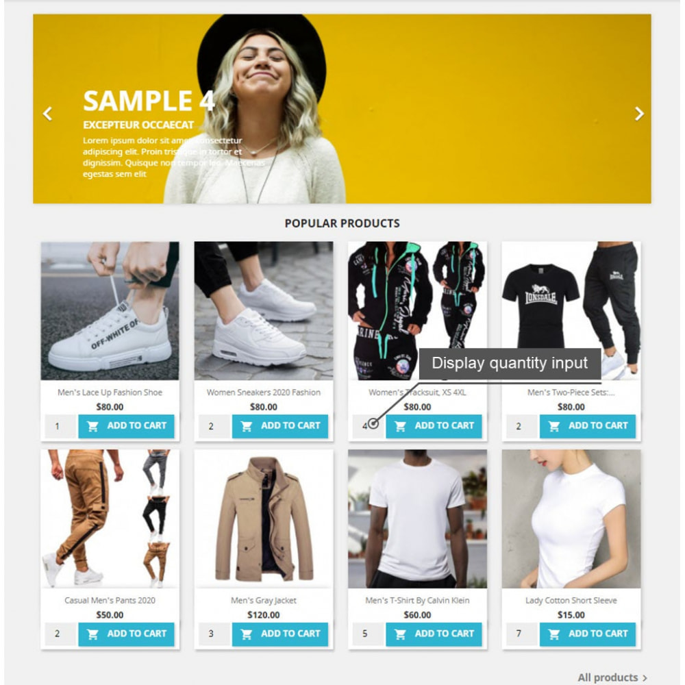 module - Registration & Ordering Process - Display Add To Cart Button In Product List Pages - 2