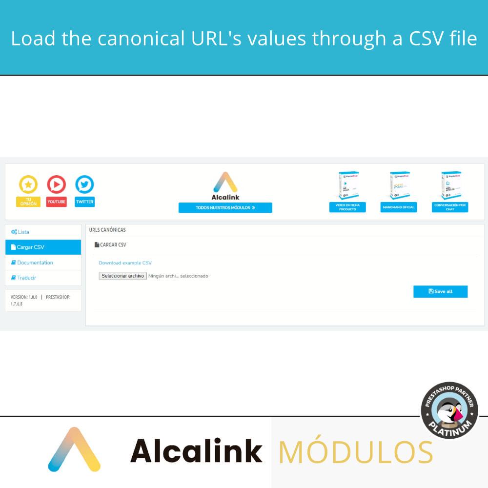 module - URL & Redirects - 2x1: Canonical SEO + SEO Redirects - 4
