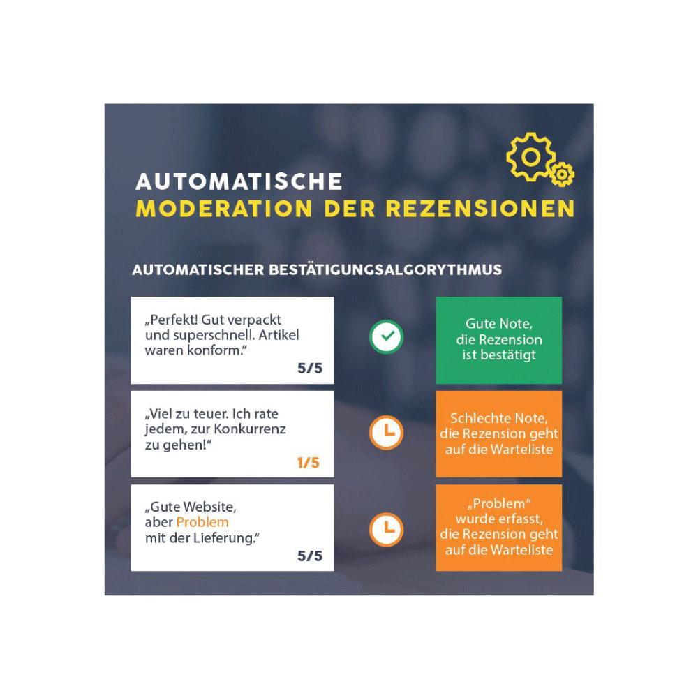 module - Kundenbewertungen - Gesellschaft für Garantierte Bewertungen - Meinung - 11