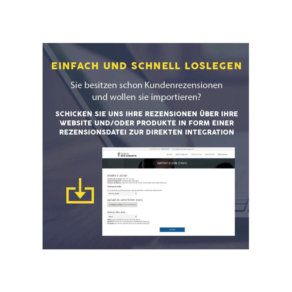module - Kundenbewertungen - Gesellschaft für Garantierte Bewertungen - Meinung - 14
