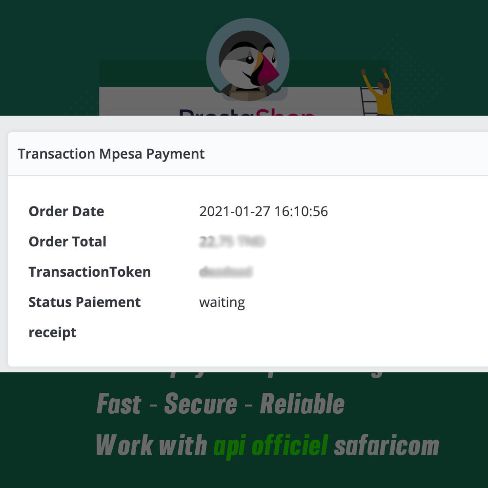 module - Other Payment Methods - Mpesa Payment Gateway - 3