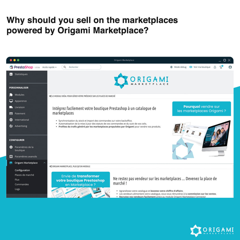module - Marketplaces - Origami marketplace connector - 5