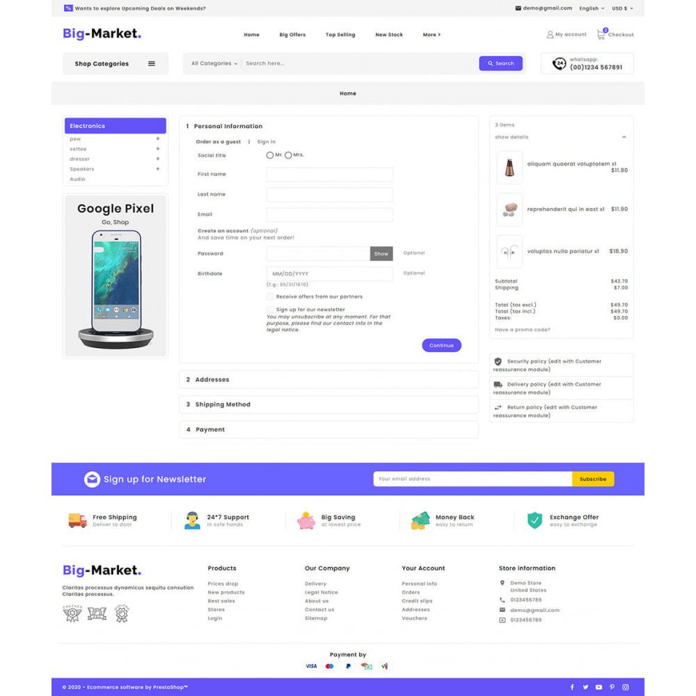 theme - Electrónica e High Tech - Big Market - Multi-purpose Mega Store - 18