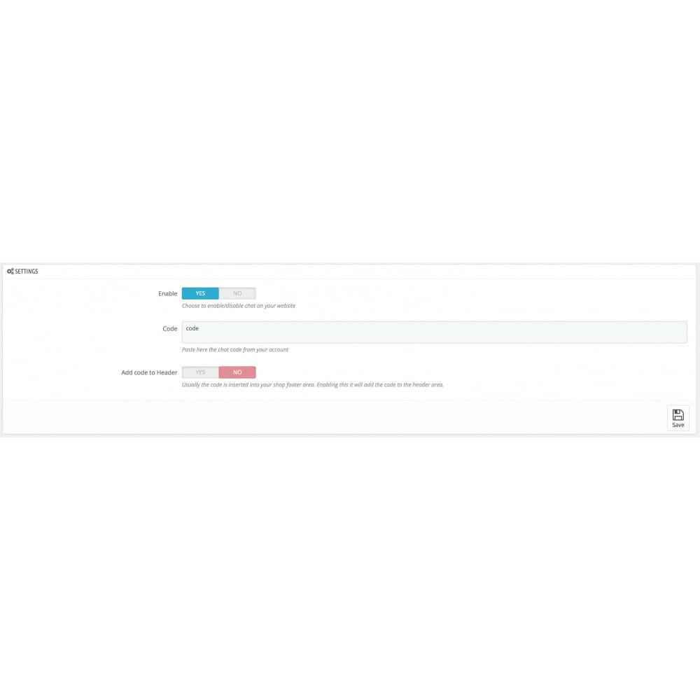 module - Support & Online Chat - LiveAgent - Multichannel Help Desk Software - 3