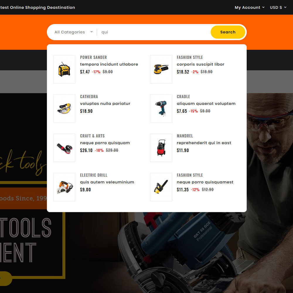 theme - Electronics & Computers - ToolBox - Drill Tools & Equipment - 14