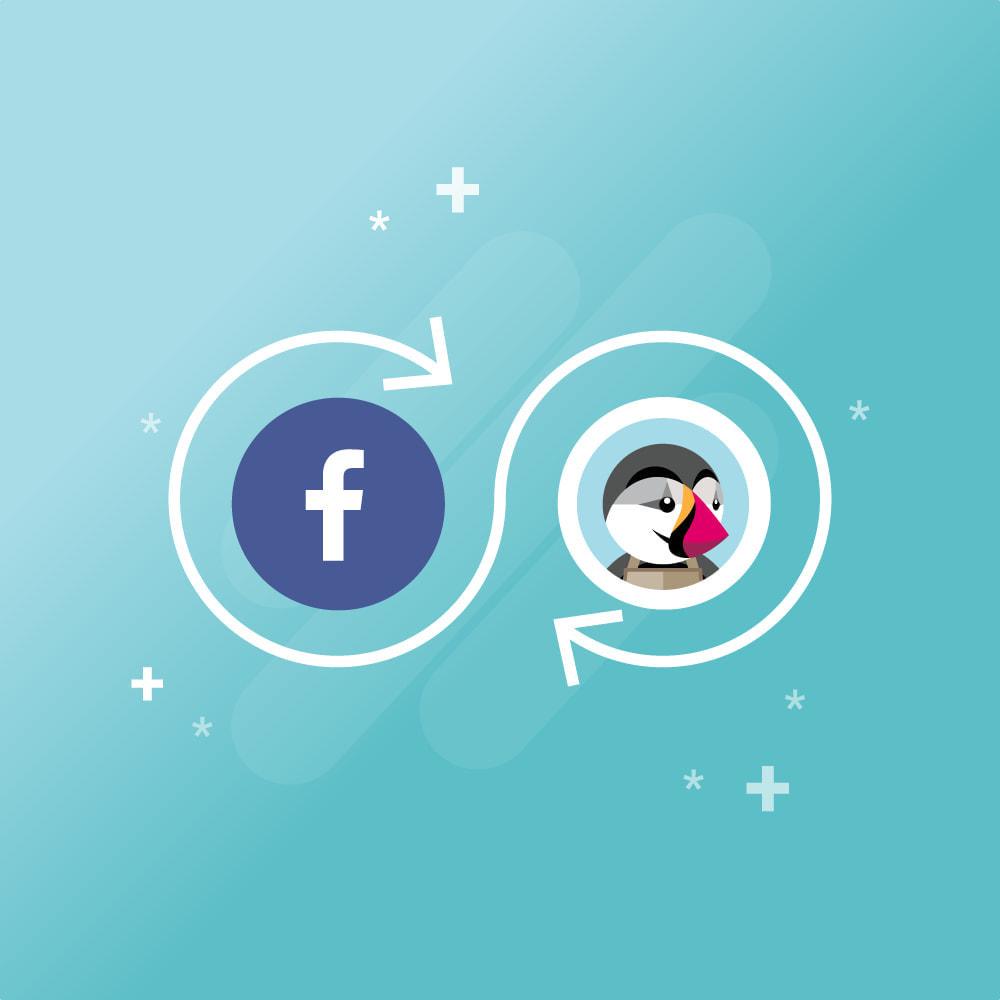 module - Marketplaces - Facebook Integration - 1