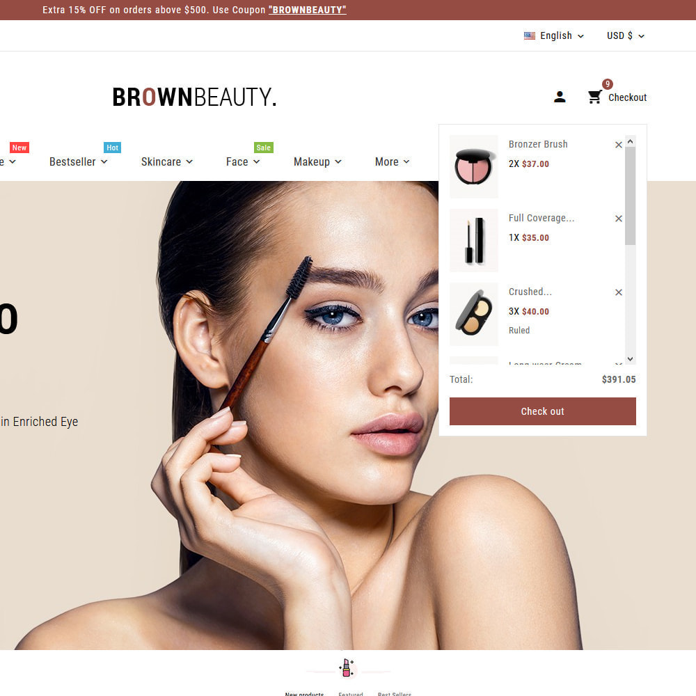theme - Health & Beauty - Brownbeauty - Herbal Care - 14